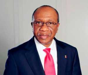 CBN governor, godwin-emefiele