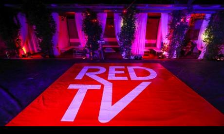 REDTV rave is THE OFFICIAL HEADLINER GIG OF 2018!!