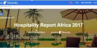 Jumia Hospitality Report