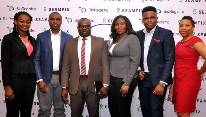 Seamfix official launch of BioRegistra