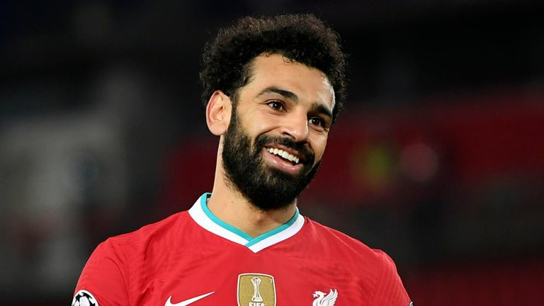 Salah Pledges to Win more Trophies for Liverpool