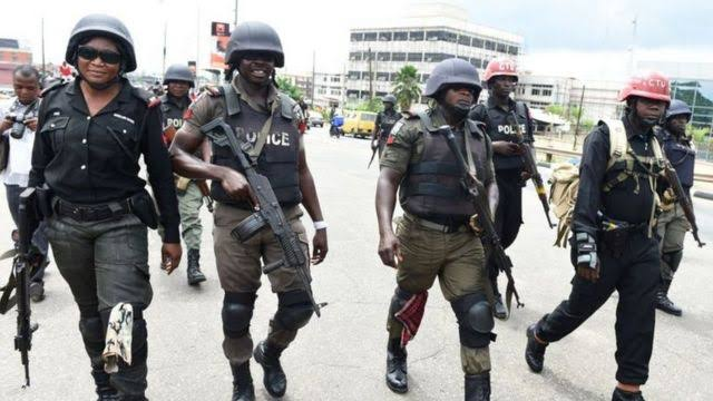 Nigeria Police Deploy SWAT Officers Across The Country